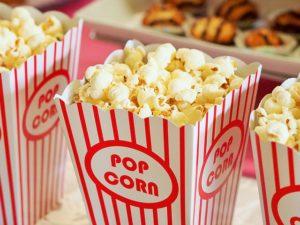 no-spend weekend movie night
