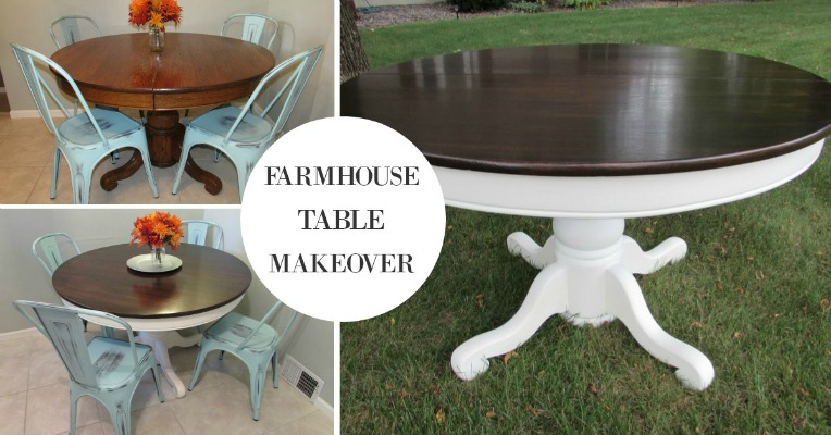 Look how amazing this DIY Farmhouse Table turned out! The best part of doing DIY projects yourself is that you'll save money! Learn how we ended up saving money with this budget friendly DIY project so you can do it too!! I'm in love with how this furniture project turned out.