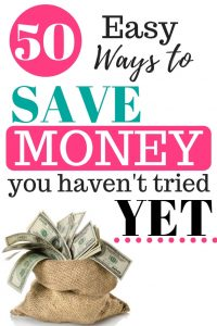 easy ways to save money you haven't thought of yet.