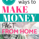 Do you want to know how to make more cash quick? Well we have the answers. Enjoy these real ways to make money from home right now!