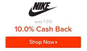 Save money and get free cash back when you shop through Ebates