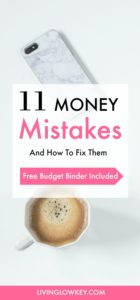 Don't let these bad money habits ruin your budget. Start saving money and creating better money habits today. I can't wait to start kicking my bad money habits!!