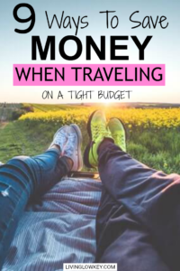 Are you looking to save money on your next vacation? If so check out these awesome ideas on how to save money while traveling. You won't regret it!