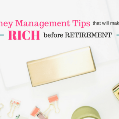 Are you ready to hear the tops ten secrets that separate the rich from the poor? These money management tips will make you rich!
