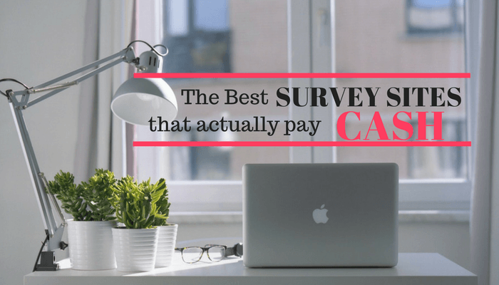 Come check out one of the best survey sites online that pay you cash!