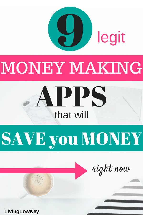 Looking to save money from the comfort of your phone? Then you need to check out these awesome money saving apps!