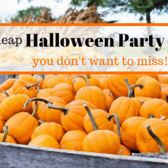 Looking to throw an awesome Halloween party on a budget this year? Then you are going to love these cheap Halloween party hacks!
