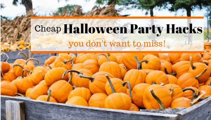 Don't miss out on these awesome Halloween party planning hacks. Find out how to save money when planning the best Halloween Party!!