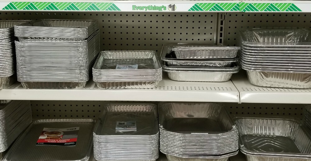 Tin pans best things at the dollar tree