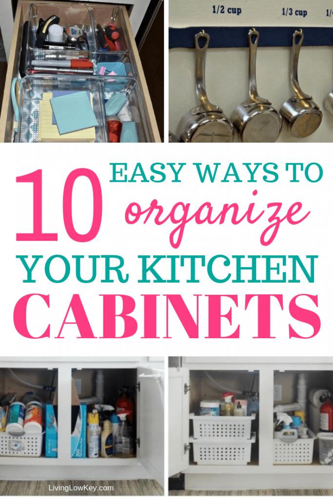 You'll love these kitchen organization hacks.