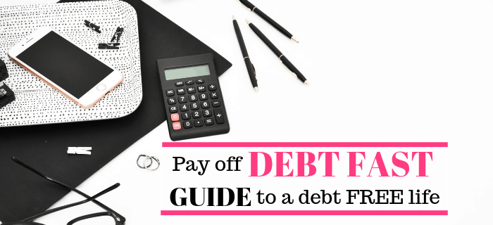Pay off debt fast with these one of a kind tips!