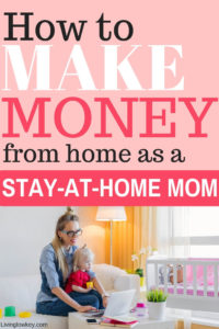 I love this! Who wouldn't want to make extra cash online while you're at home with your kids? Check out how this mom makes money fast, on the side, while raising her kids. If you are looking to make money from home you have to check this out! #makemoneyonline #makemoneyfast #makemoneyontheside #stayathomemomjobs #makemoneyonline