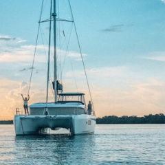 debt free sailboat