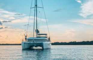 debt free sailboat