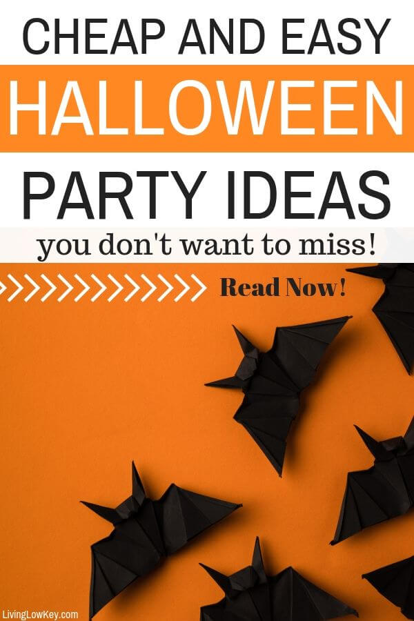 party hacks for halloween