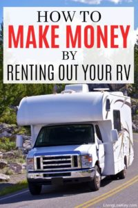 renting your rv