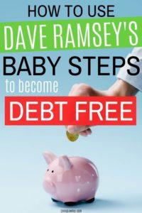 Dave Ramsey formula