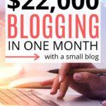income blogging