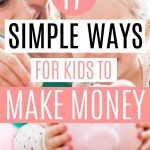 make money as a child