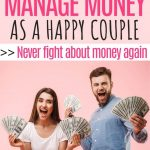 manage money as a couple