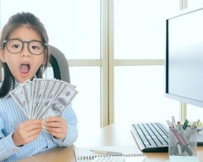 ways to make money kids