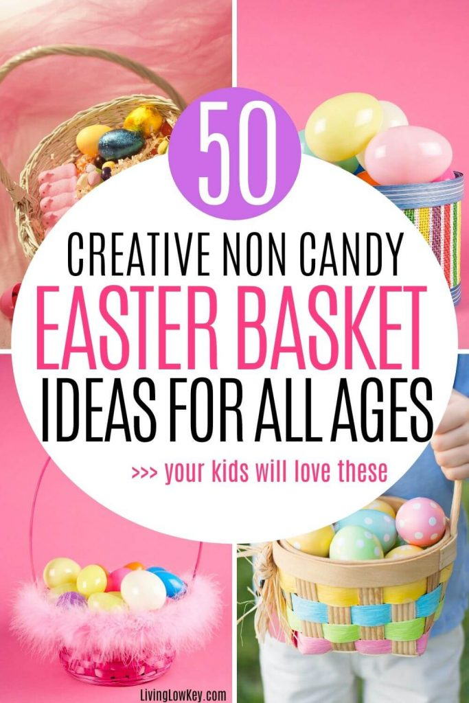 Easter egg filler ideas for tweens