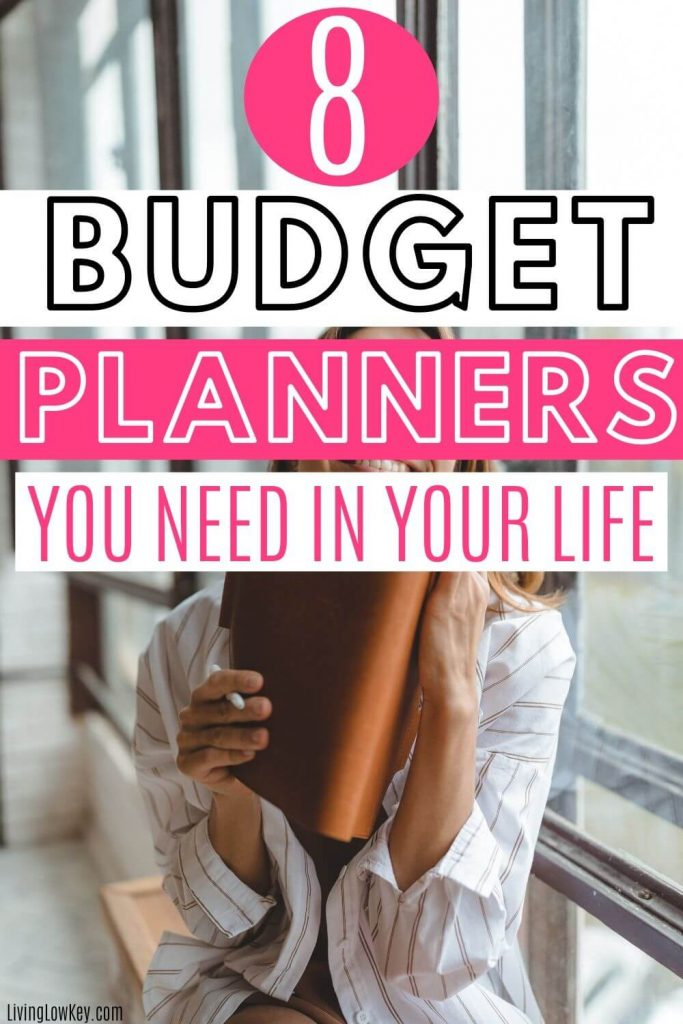 budget planner books