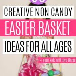 Easter basket stuffers for toddlers