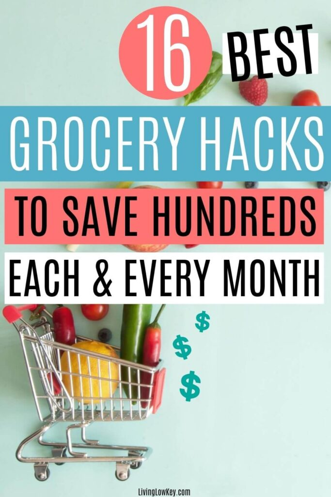best grocery hacks