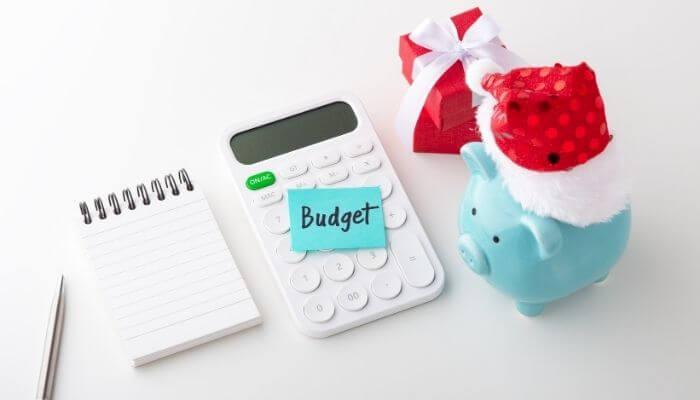 budget for christmas