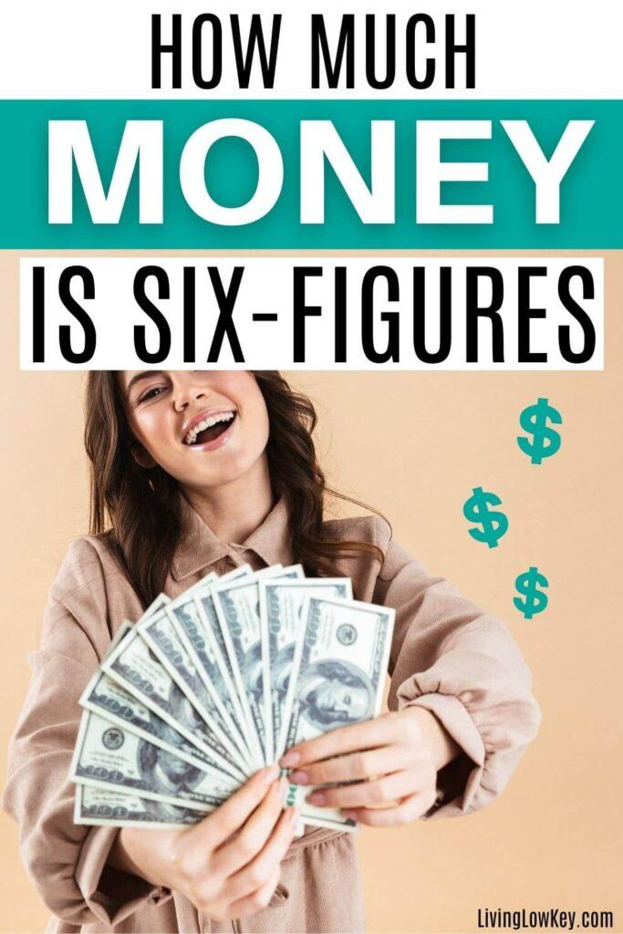 7 figure salary
